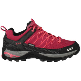 CMP Campagnolo Rigel WP Low Trekking Shoes Women granita/corallo